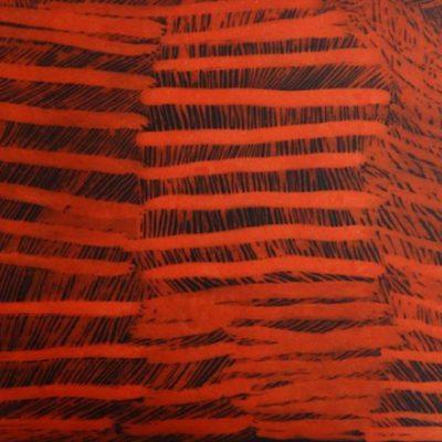 462-16 Red Lines (Nyapanyapa)