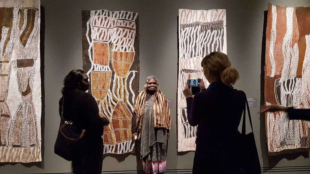Buku-Larrŋgay Mulka Centre heads to Adelaide for Tarnanthi 2017