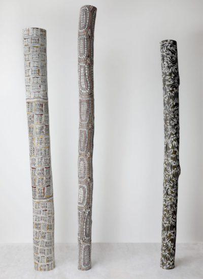 Larrakitj - Memorial Poles