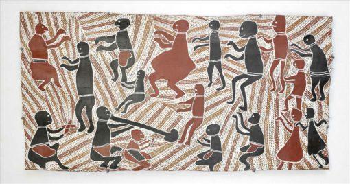 1008-19 Ceremonial Dance