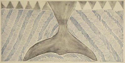 119-16 Lamamirri Whale 13B