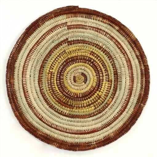 1053-21 Batjparra (coiled mat)