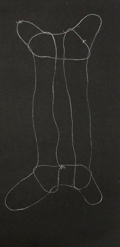 3391-19 Turtle - String Figure