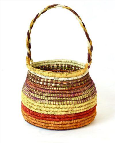 2793-21 Bathi (Coiled Basket)