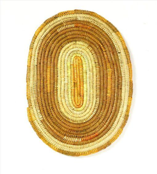 2830-21 Batjparra (coiled mat)